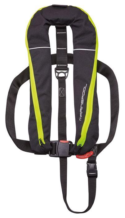 150N Aero ISO Lifejacket WB HR Alpha Zip