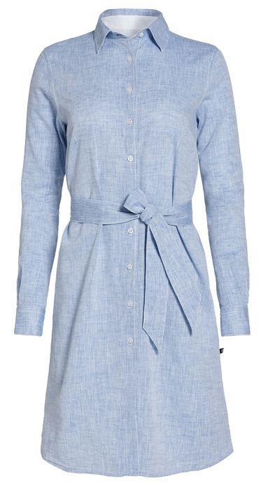 Robe chemise Mali en lin