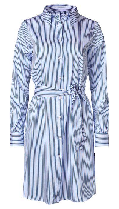 Nalani Striped Shirt Dress Women