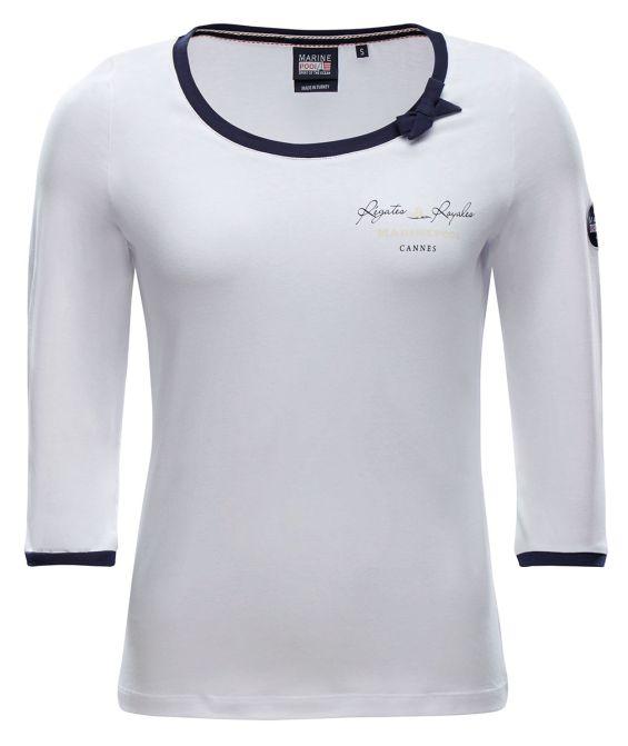 T-shirt 7/8 RR Jacqueline femme