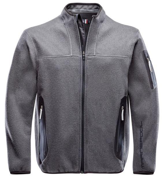Tech Wool veste polaire homme