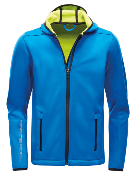 Action Stretch Hoody Jacket Kids