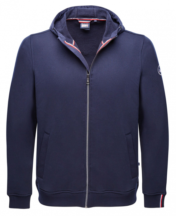 Pull Aiko Zip homme
