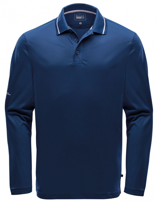 Polo Drirelease Speed manches longues homme