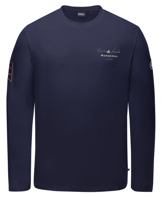 Polo manches longues RR Paulo homme