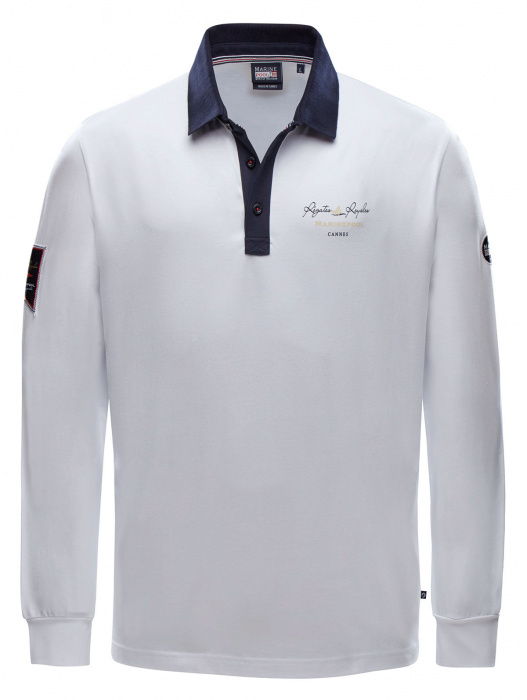 Polo manches longues RR Affleck homme