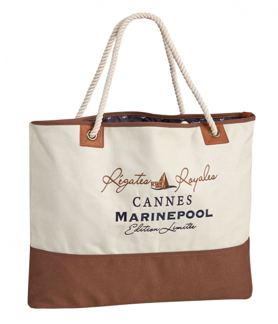 RR Canvas Shopper