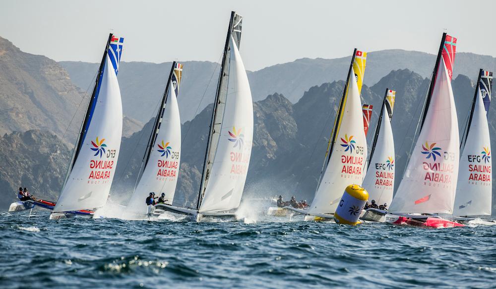 EFG Sailing Arabia – The Tour - Day 2