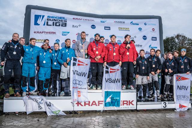 VSaW gewinnt Deutsche Segel-Bundesliga 2019