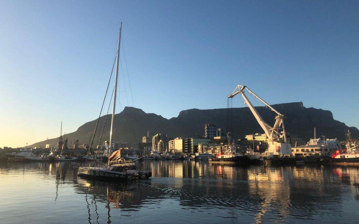 Newrest - Art & Fenêtres a quitté Cape Town