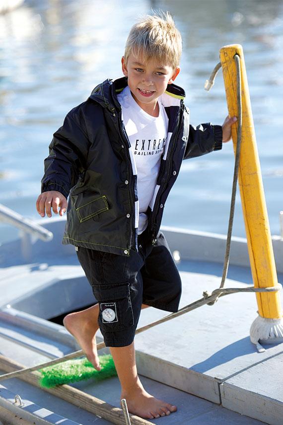 Marinepool enfants voile